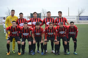 Once inicial vs CD Illescas
